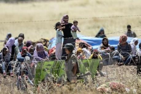 Cộng đồng quốc tế cam kết hỗ trợ người dân Syria 10 tỷ USD