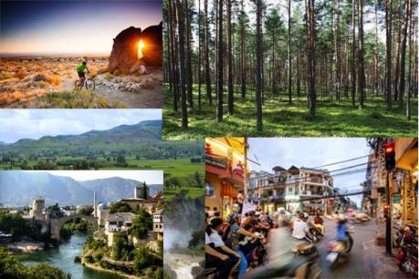 Top 10 địa điểm du lịch đáng đến nhất 2016 - PHẦN 1