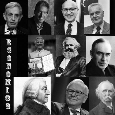 Mười nhà kinh tế có ảnh hưởng nhất mọi thời đại (Phần 1)