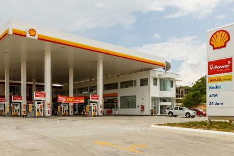 Lợi nhuận của Shell năm 2015 giảm tới 87%