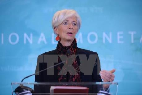 """IMF khẳng định sẽ không """"bỏ mặc"""" Hy Lạp"""