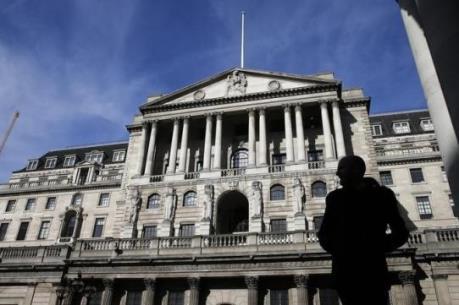 BoE hạ dự báo tăng trưởng kinh tế Vương quốc Anh