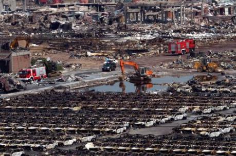 Trung Quốc chỉ đích danh 123 người liên quan đến vụ nổ tại Thiên Tân