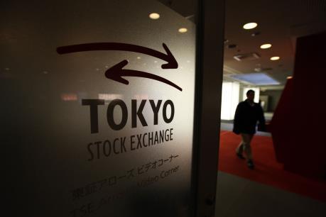 Chỉ số Nikkei 225 của Nhật Bản giảm mạnh kéo lùi thị trường chứng khoán toàn cầu