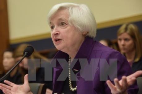 Chủ tịch Fed quan ngại về triển vọng kinh tế Mỹ