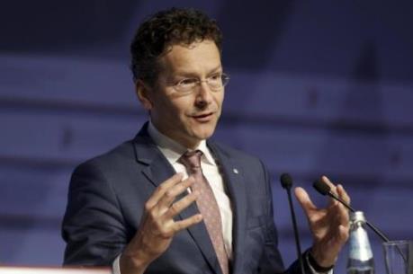 """Chủ tịch Eurogroup lạc quan về """"sức khỏe"""" của hệ thống ngân hàng châu Âu"""