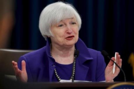 """Chủ tịch Fed ngạc nhiên khi chính sách lãi suất âm """"thịnh hành"""" tại châu Âu"""