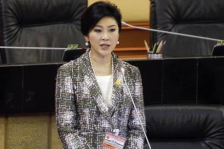 Cựu Thủ tướng Thái Lan Yingluck Shinawatra bị cáo buộc làm thất thoát 250 tỷ baht
