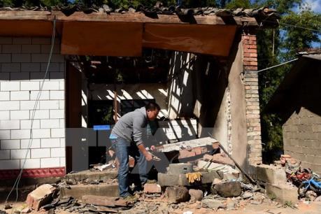 Động đất 6,6 độ Richter ở miền Đông Indonesia