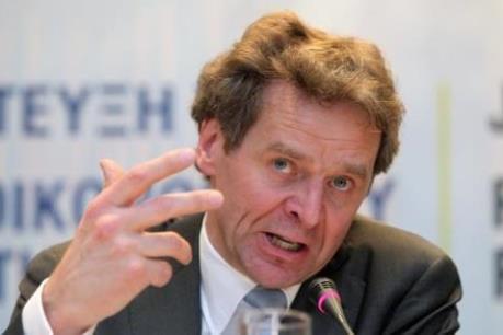 """Quan chức IMF: Mối nguy """"Grexit"""" vẫn đe dọa Hy Lạp"""