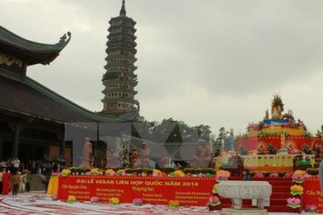 Tưng bừng khai mạc Lễ hội chùa Bái Đính năm 2016