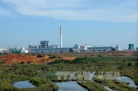 Khắc phục sự cố vỡ đường ống nước chứa xút tại Nhà máy Alumin Tân Rai
