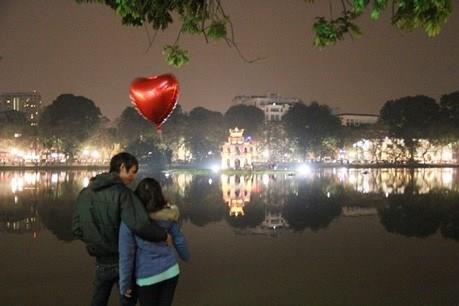 Dự báo thời tiết ngày 14/2: Không khí lạnh tràn về trong Ngày Lễ tình nhân