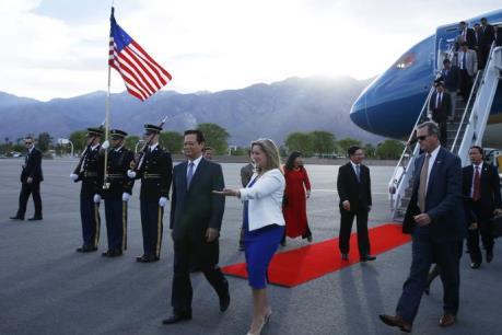 Việt Nam tham dự Hội nghị Cấp cao đặc biệt ASEAN - Hoa Kỳ