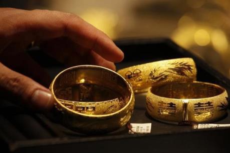 Giá vàng châu Á đi xuống phiên thứ hai liên tiếp