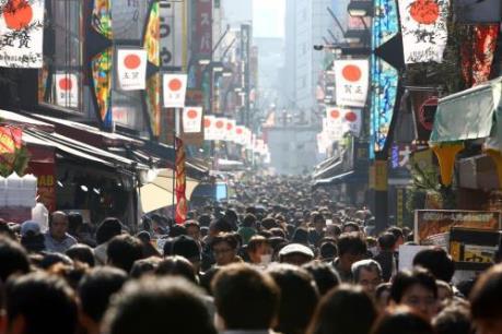 Kinh tế Nhật Bản tăng trưởng âm 1,4% trong quý IV/2015