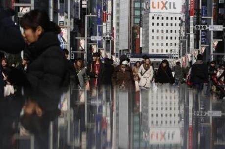 Nhật Bản vẫn lạc quan bất chấp tình hình kinh tế khó khăn