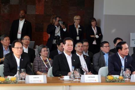 TPP và Biển Đông: Chủ đề chính của Hội nghị Cấp cao đặc biệt ASEAN-Hoa Kỳ