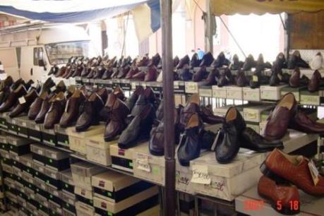 Ngành giày da Italy kêu cứu