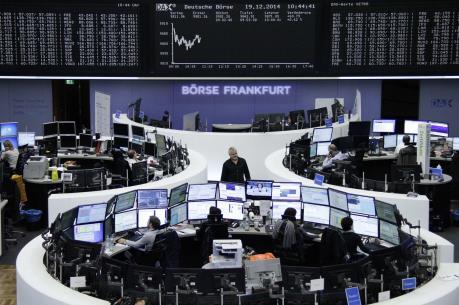 Chứng khoán châu Âu đi lên nối gót đà tăng của thị trường châu Á