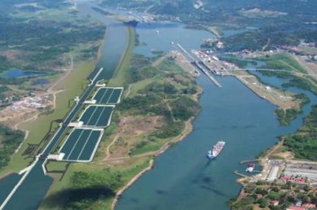 Kênh đào Panama mở rộng sẽ mở cửa vào tháng 6 tới