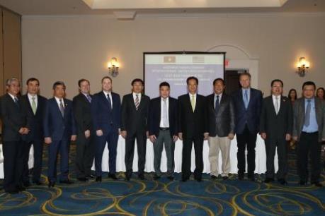 Tăng cường hợp tác doanh nghiệp Việt Nam-Hoa Kỳ