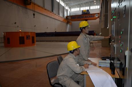 Công ty thủy điện Sơn La vận hành an toàn dịp Tết Nguyên đán Bính Thân