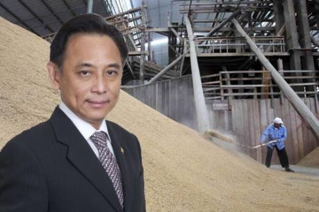 Cựu Bộ trưởng Thương mại Thái Lan bị tố giả mạo hợp đồng bán gạo