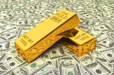 Giá vàng thế giới ngày 10/5 chạm đáy của gần hai tuần