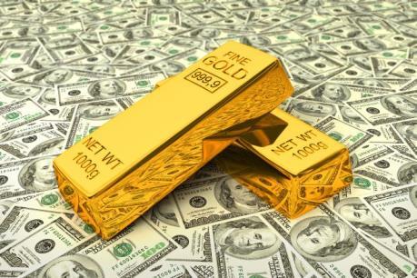Giá vàng có thể giảm xuống 1.100 USD/ounce trong ba tháng tới