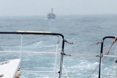 Dự báo thời tiết: Đề phòng thời tiết nguy hiểm ngoài khơi