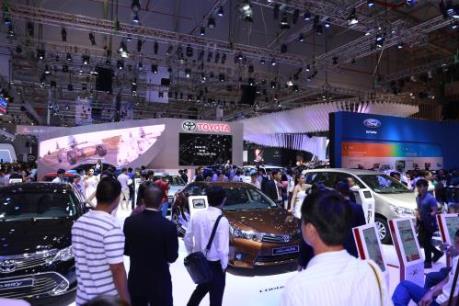 Thị trường xe ô tô tháng đầu năm giảm hơn 20%