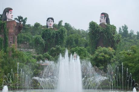 Đầu tư 15.000 tỷ đồng xây dựng Khu du lịch Hồ Núi Cốc, Thái Nguyên