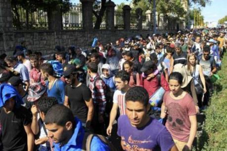 EU tiếp tục bất đồng về vấn đề người nhập cư