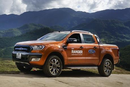 Tháng đầu năm Ford Việt Nam tăng trưởng kỷ lục