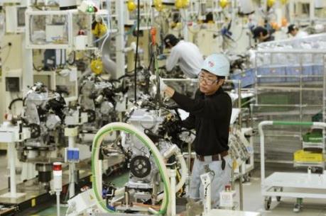 Nhật Bản: Số đơn đặt hàng máy móc cơ bản tăng khá