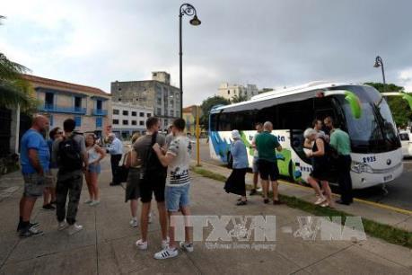 Cuba lập kỷ lục về lượng du khách quốc tế trong tháng đầu năm