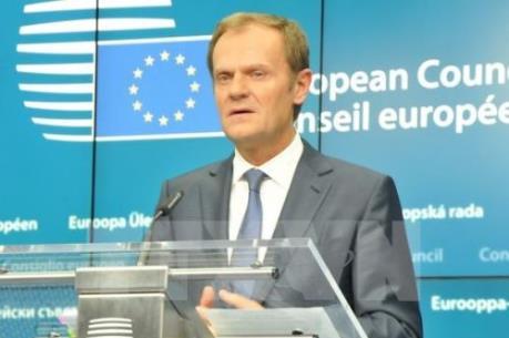 Chủ tịch EC kêu gọi Trung Quốc tôn trọng trật tự quốc tế