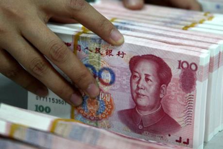 Đồng NDT tăng giá so với các đồng tiền chủ chốt