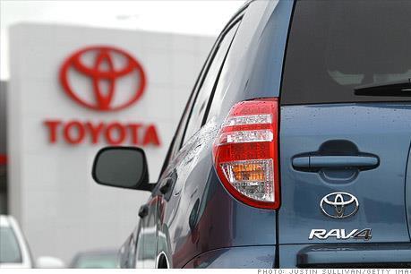 Toyota phải tạm ngừng sản xuất do ảnh hưởng của động đất ở Nhật Bản