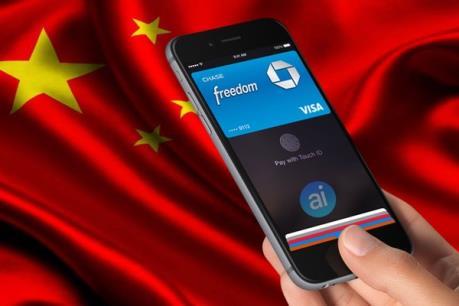 Dịch vụ thanh toán Apple Pay chính thức khởi động tại Trung Quốc