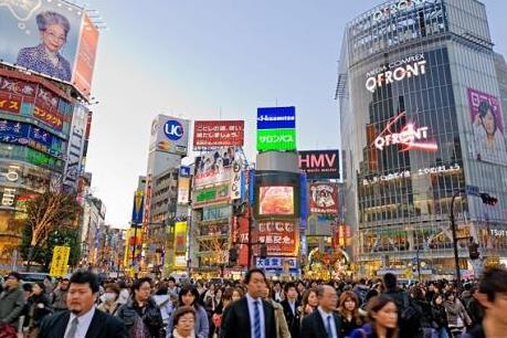 Nhật Bản thâm hụt thương mại gần 6 tỷ USD