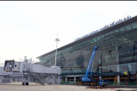 Chính thức thí điểm giám sát tự động hàng hóa qua đường hàng không Nội Bài
