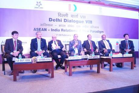 Việt Nam tham dự Phiên đối thoại cấp bộ trưởng tại Đối thoại Delhi lần thứ 8