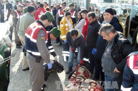 Vấn đề người di cư: 500 người di cư đầu tiên sẽ được đưa trở lại Thổ Nhĩ Kỳ