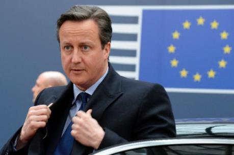"""Thủ tướng Cameron cam kết """"tranh đấu cho Anh"""" tại Hội nghị thượng đỉnh EU"""