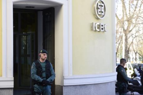Ngân hàng Công Thương Trung Quốc dính nghi án rửa tiền