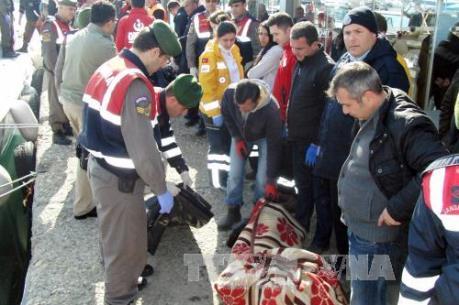 Vấn đề người di cư: Áo chính thức hạn chế số người tị nạn tiếp nhận mỗi ngày