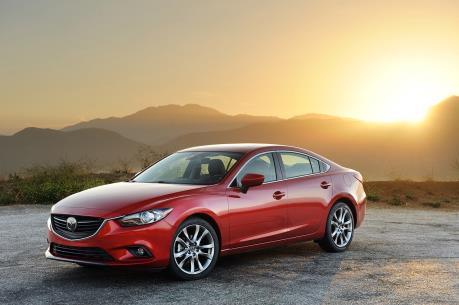 Mazda thu hồi ô tô do lỗi túi khí