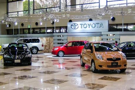 Toyota sẽ đầu tư 400 triệu USD vào Indonesia trong năm 2016